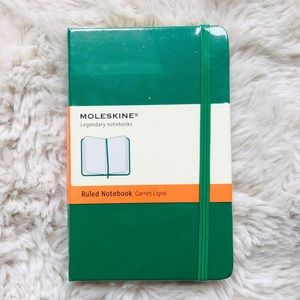 Moleskin Ruled Notebook